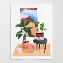 Indoor Plants 1 Poster
