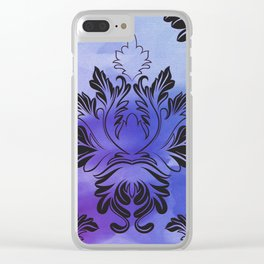 WATER Victorian Era Clear iPhone Case