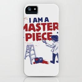 Masterpiece iPhone Case