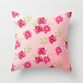 Spring is in the air 153 Throw Pillow