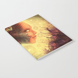 Smells and sensations Notebook