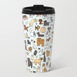 Doggy Doodle Travel Mug