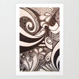 No.2 Art Print