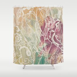 Asvieniai Shower Curtain