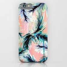 Pink tropical haze iPhone 6 Slim Case