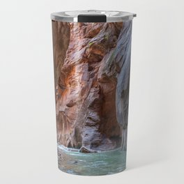 All Seeing Gopher (The Narrows, Zion National Park, Utah) Travel Mug