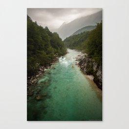 Wild Slovenia Canvas Print