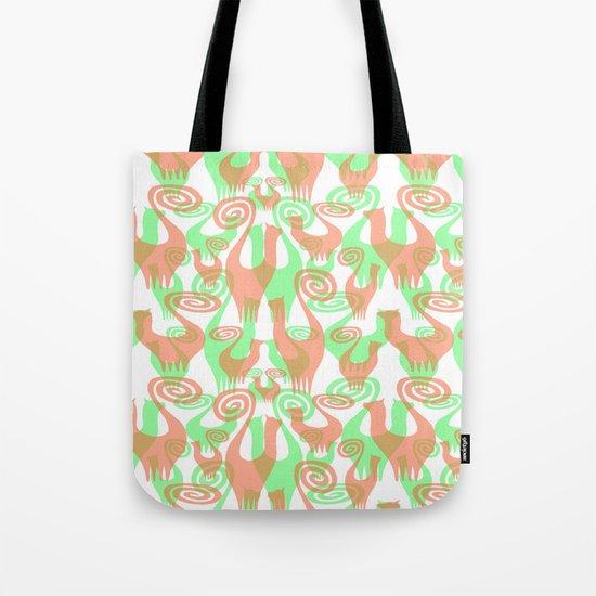 Snooty Transparancy Tote Bag