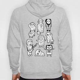everyday heroes | version Hoody
