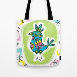 Bird Life - Simon Tote Bag