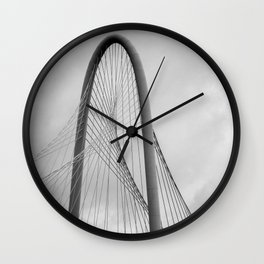 Being pulled in every direction Wall Clock