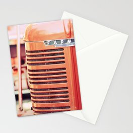 Vintage Tractor Stationery Cards
