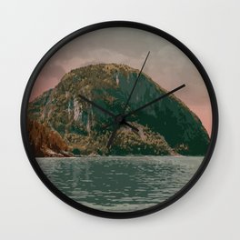 Terra Nova National Park Wall Clock