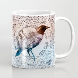 Crowgard (Terra Indigene) Coffee Mug