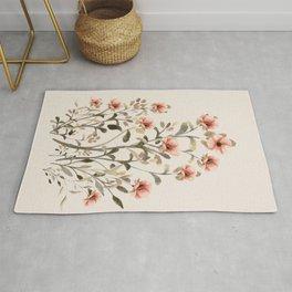 Gentle Flowers Rug