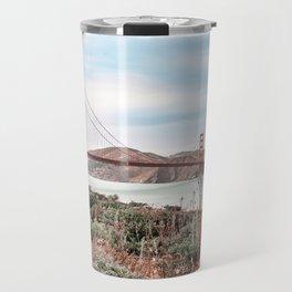 The Golden Gate Bridge Travel Mug