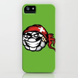 Football - Switzerland iPhone Case