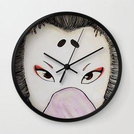 Kuzunoha Wall Clock