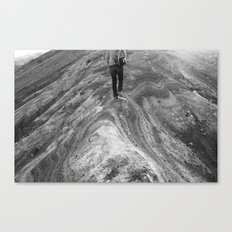 Follow Me.  I Know What I'm Doing. Canvas Print