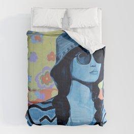 Boho Summer Girl 2 Comforters