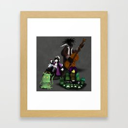 The Geryon Trio Framed Art Print