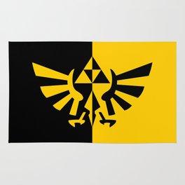Legend Of Zelda Triforce Rug