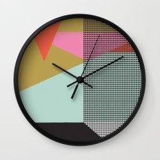 Farbe//One Wall Clock