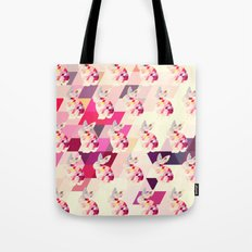 Bunny Pattern Tote Bag