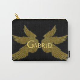 Archangel Gabriel Wings Carry-All Pouch