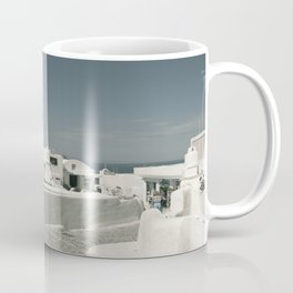 Santorini, Greece 8 Coffee Mug