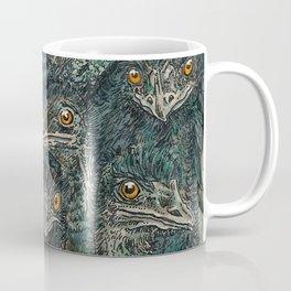 Emus Coffee Mug