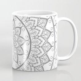 Lace Mandala Coffee Mug