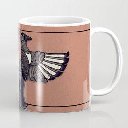 Magpie Emblem Coffee Mug