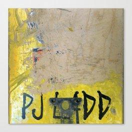 PJ Ladd, Flip, Stardust, 2002 Canvas Print