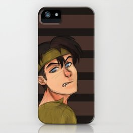 The Wolf Demon iPhone Case