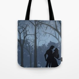 I walked with you once upon a dream (Sleeping Beauty) Tote Bag