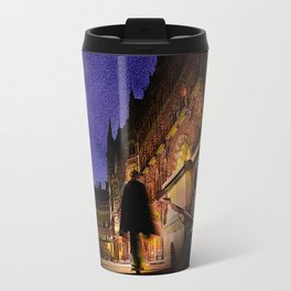 Victorian London Architecture Travel Mug