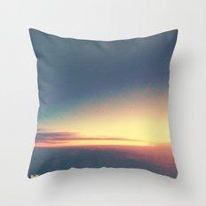 Dusk. Throw Pillow