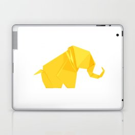 Origami Elephant Laptop & iPad Skin