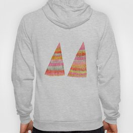 shaggy  triangle Hoody