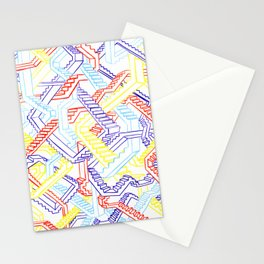 Infinit Stairs Stationery Cards