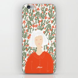 I Want To Hold Your Hand iPhone Skin
