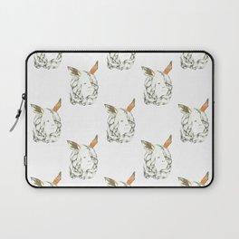 Gazelle Girl Laptop Sleeve