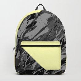 Black Camouflage Backpack