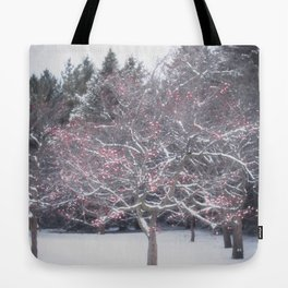 Holiday Tree Tote Bag