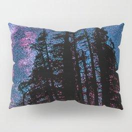 Celestial Starlight in the Forest  Pillow Sham