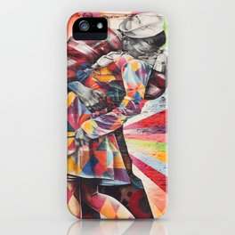 New York Graffiti iPhone Case