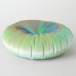 color wheel 09 Floor Pillow
