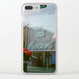 FILM - EXPLORE // II Clear iPhone Case