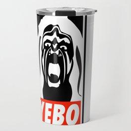YEBO WARRIOR Travel Mug